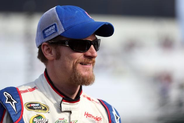 Earnhardt Jr. Regrets Comments After Wreck, Concussion at Talladega