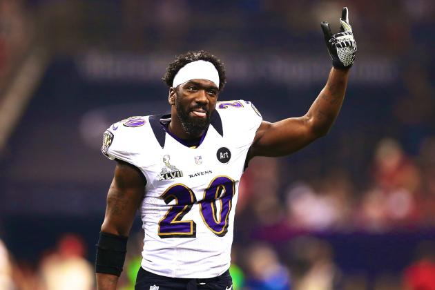 Ed Reed Will Miss OTAs, Minicamp After Having Hip Surgery