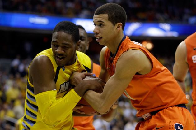 Marquette Forward Steve Taylor Undergoes Surgery on Right Knee