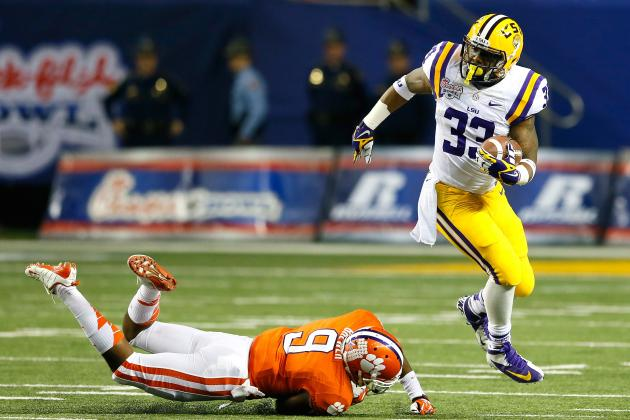 2nd Man Arrested for Fight Involving LSU RB Hill
