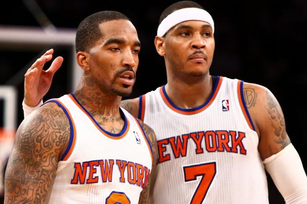 NY Knicks Playoff Roster Actually Has Plenty of History Together