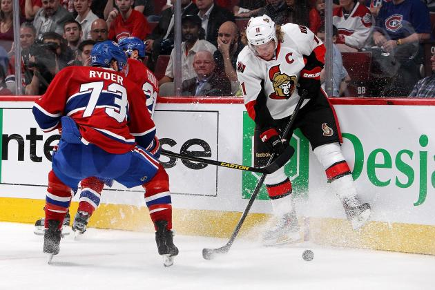 Tension Mounts Between Montreal Canadiens, Ottawa Senators