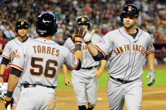 Brandon Belt: 'We Believe Somebody's Going to Do It'
