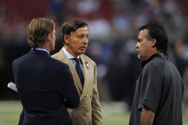 King's Look Deep Inside Rams' Draft Room