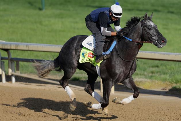 Montana Horse 'Frac Daddy' Headed to Kentucky Derby