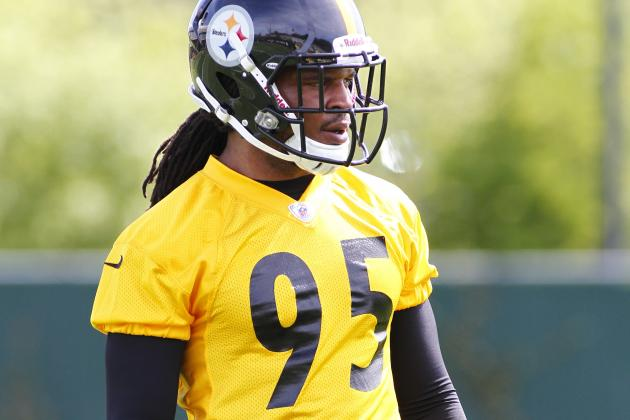 Jarvis Jones Settling In