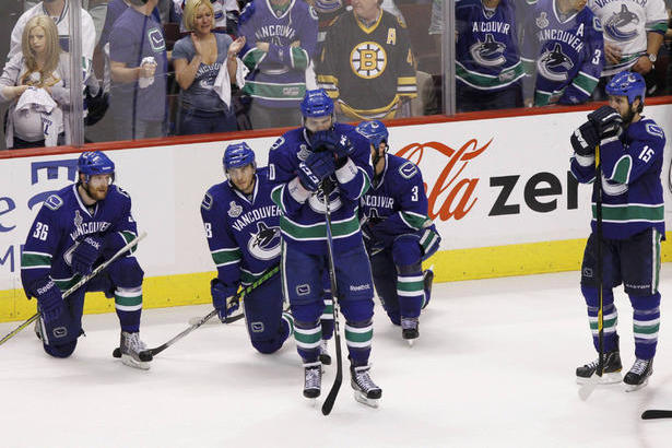 Canucks Need to Heed Their Own Lessons