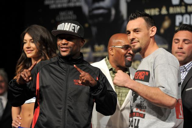 Mayweather vs. Guerrero Fight Card: Predictions for Main Event and Undercard