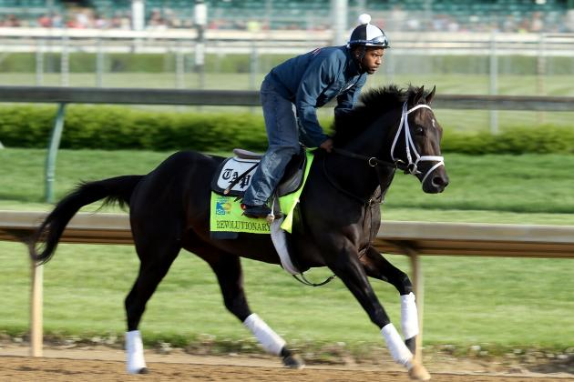 Kentucky Derby 2013 Field: Dark Horses Who Could Challenge for Crown