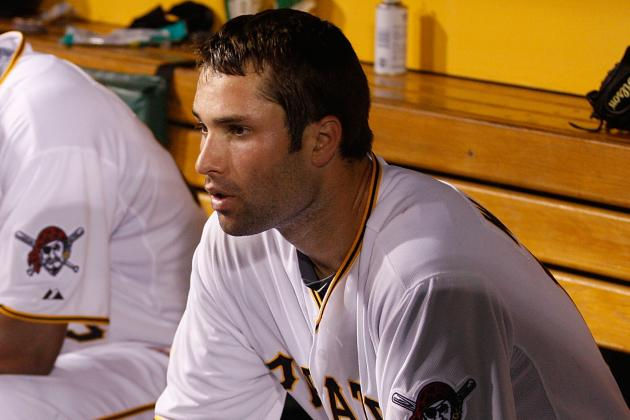 Pirates Place Neil Walker on Disabled List