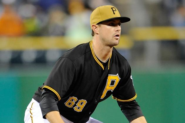 Jordy Mercer to Be Called Up for Pittsburgh Pirates