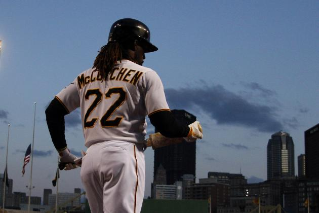 Pirates Not Concerned with McCutchen Slump