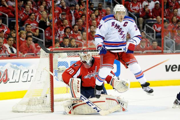 Capitals Content to Stay the Course Against Rangers