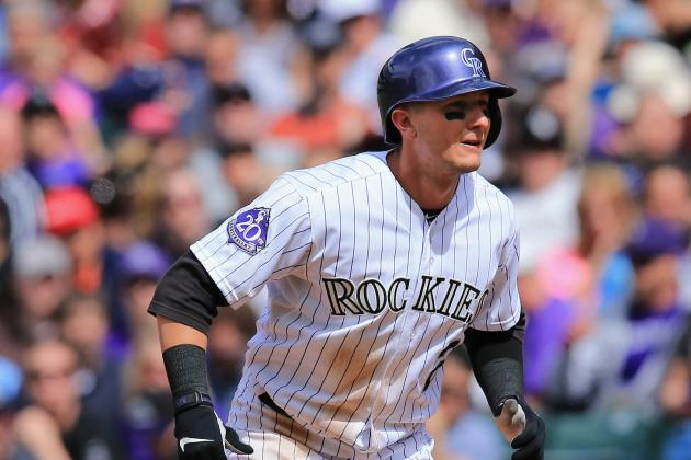 Tulo out of Lineup with Leg Soreness vs. Rays