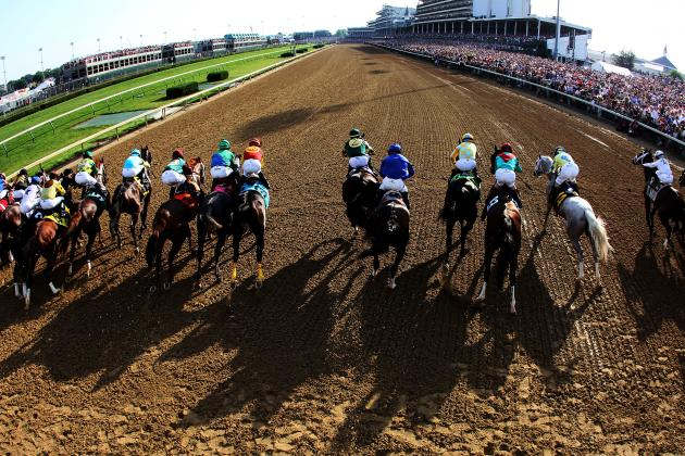 Kentucky Derby TV Schedule: Times and Channel Listing for 139th Derby