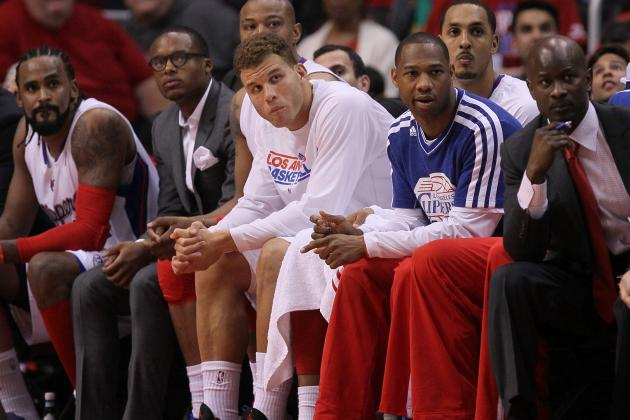 Blake Griffin Injury Spells Doom for Clippers' Chances Against Memphis Grizzlies