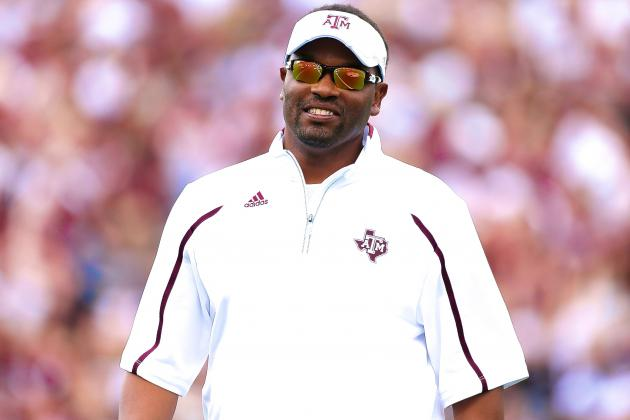 Here's One More Reason Why Texas A&M Coach Kevin Sumlin Is so Cool