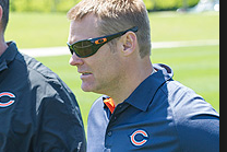 Source: Bears' Ballard Leaves for Chiefs Staff