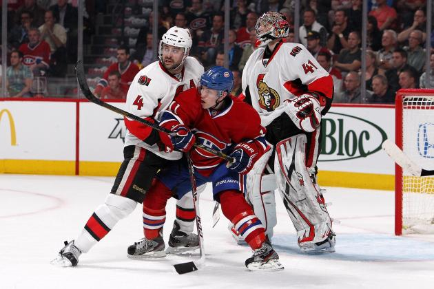 ESPN Gamecast -- Senators vs. Canadiens