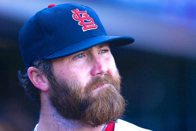 Jason Motte Will Reportedly Miss Rest of Season Following Tommy John Surgery