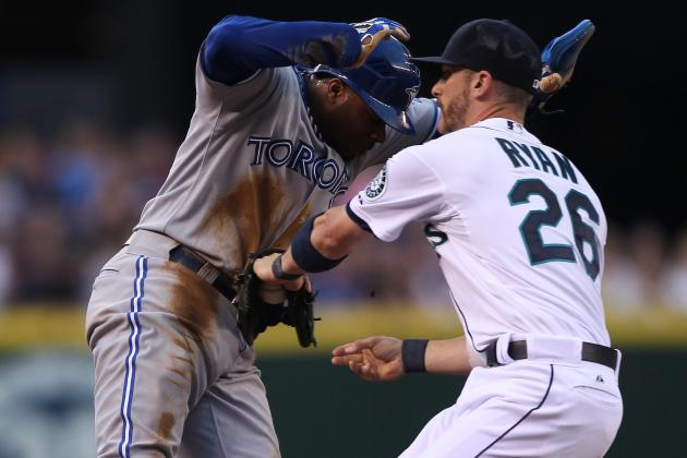 ESPN Gamecast: Mariners vs. Blue Jays