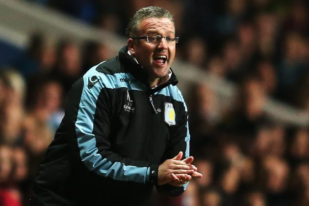 Lambert Not Looking to Do Former Club Any Favors