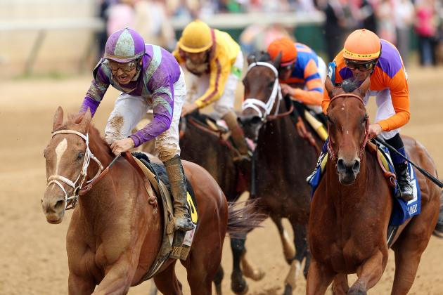 Kentucky Oaks Results 2013: Recapping the Action