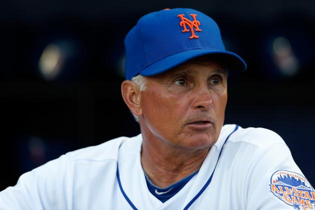 He's Safe! Mets GM Has No Plans to Sack Manager Terry Collins