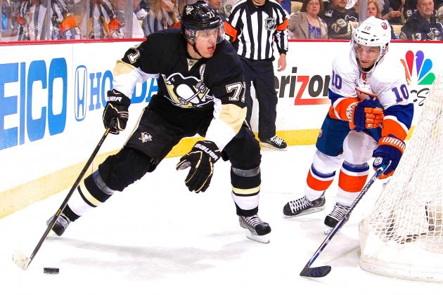 New York Islanders vs. Pittsburgh Penguins: Live Score, Updates and Analysis