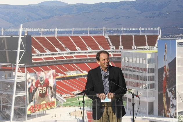 Bay Area Could Lock in 2016 Super Bowl by Default