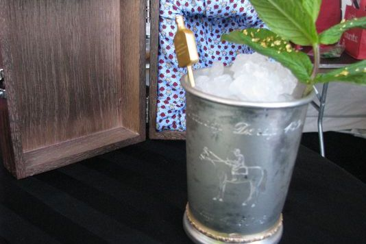 Mint Julep? That'll Be $1,000 Please...