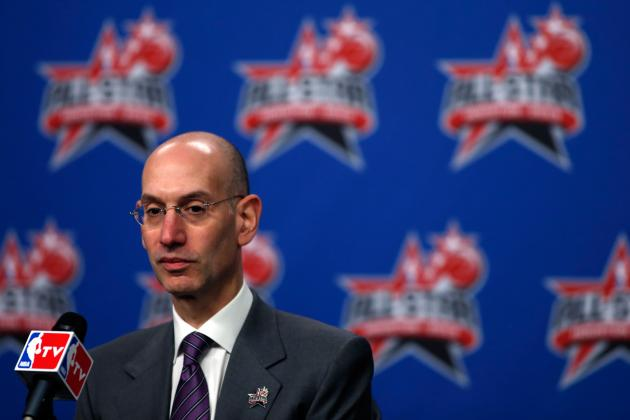 Adam Silver Has Signed NBA Commissioner Contract