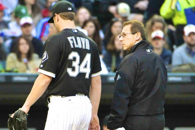White Sox's Floyd May Need Tommy John