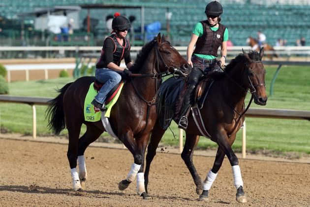 Updated Betting Odds for Verrazano, Revolutionary, Orb and More Favorites