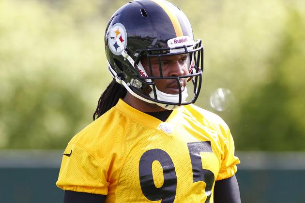 Jarvis Jones: I'm Not James Harrison, but I Love His Game