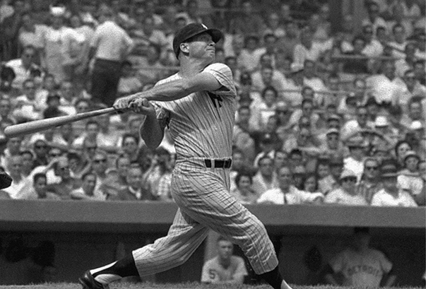 Should Mickey Mantle's Corked Bat Impact His Immortal Baseball Legacy?
