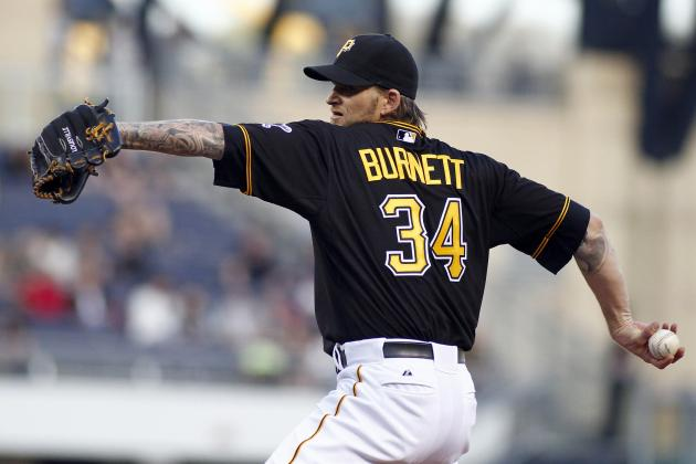 Behind Burnett, Pirates Beat Nats 3-1
