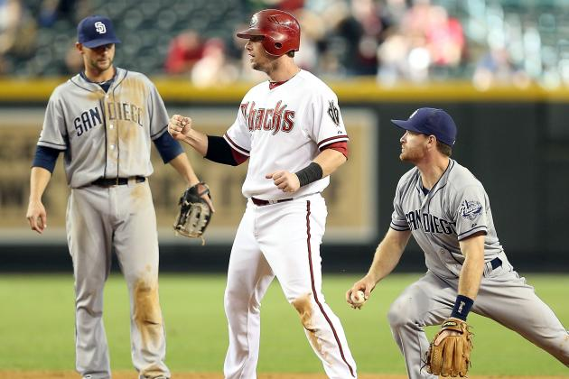 ESPN Gamecast: D-Backs vs. Padres