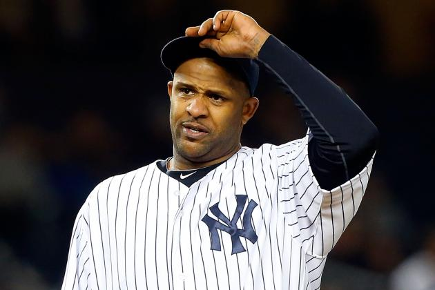 Yankees Waste Strong Outing from CC