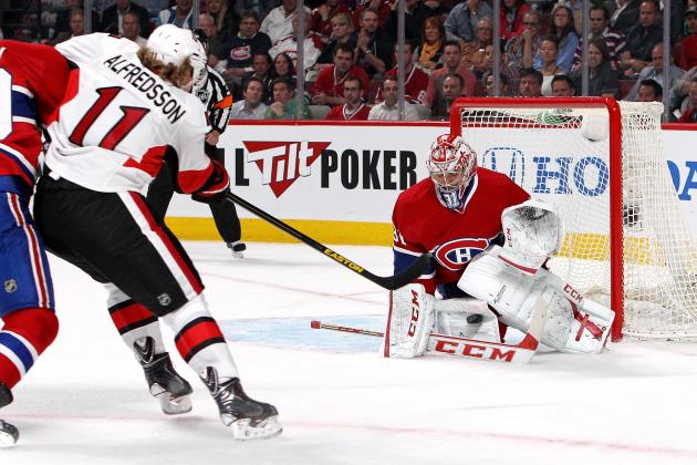 Carey Price Bounces Back as Canadiens Tie Series Against Senators