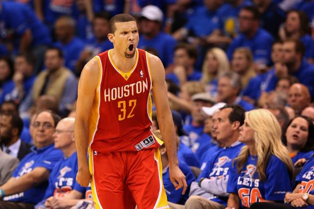 Does Francisco Garcia Have a Future with the Houston Rockets?
