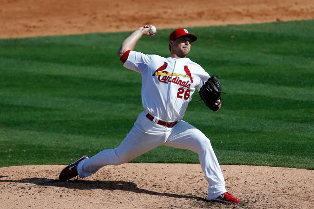Jason Motte Surgery: Why It's Time for Trevor Rosenthal to Become Star Closer