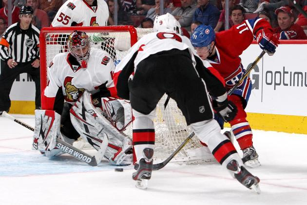 Ugly Day Ends with Ugly Game, but Senators Should Be Happy with a Split