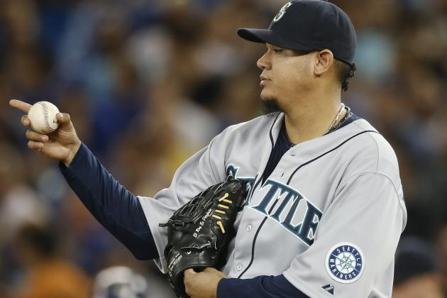 Mariners 4, Blue Jays 0