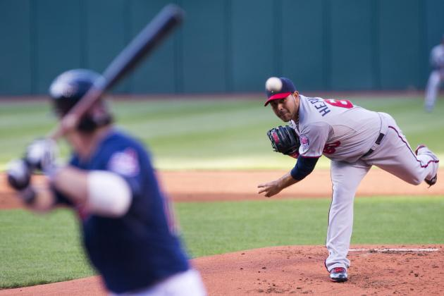 Stubbs' RBI Double Lifts Indians Past Twins