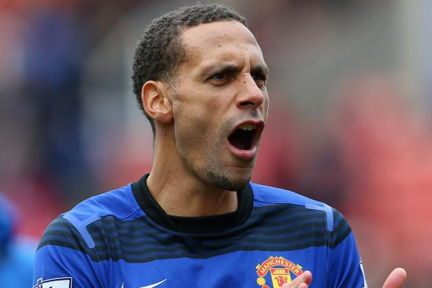 Ferguson Hails Ferdinand's Best Year