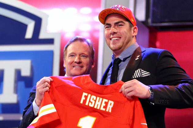 How the Chiefs Can Make the Best of Both Eric Fisher and Branden Albert in KC