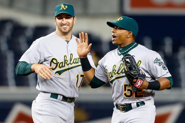 A's Road Trip off to a Good Start