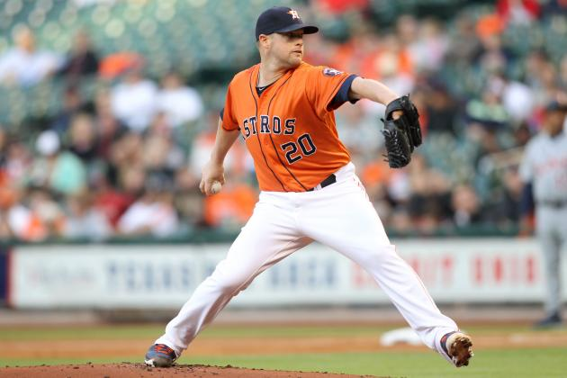 Astros Fail to Protect Lead in Ninth, Drop Fourth Straight