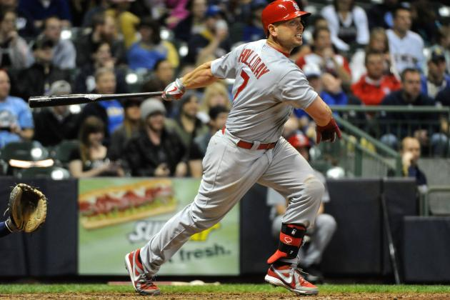 Cardinals Offense Too Much for Brewers